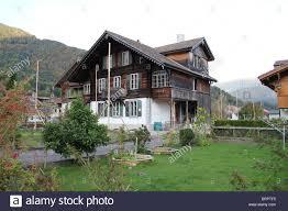 chalet house swiss chalet switzerland house renovation rebuilding building