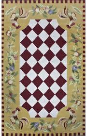 Round Rooster Rug Kitchen Rooster Rugs Kitchen Ideas