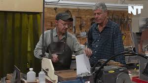 anthony bourdain on kitchen knives news nowthis gif find download on gifer