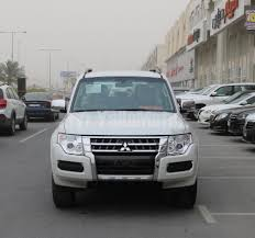 mitsubishi pajero mitsubishi pajero 2017 car for sale in doha