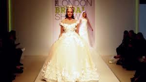 london wedding dresses wedding dresses 2018 runway show the london bridal show 2017