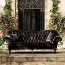 Chesterfield Sofa Restoration Hardware by Velvet Tufted Sofa Mine Is From Restoration Hardware And Has
