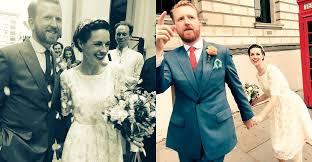 Wedding Dress Man Celebrity Wedding Dresses In Pictures