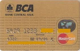 bca gold card bank card bank central asia mc gold 1 bank central asia indonesia
