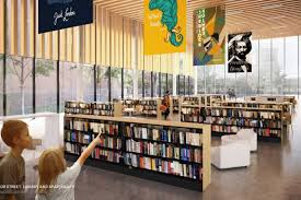 City Of Chicago Zoning Map City Of Chicago Approves Tif Funds For Larger Little Italy Library