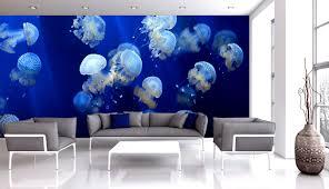 home design 3d gold ideas mural modern hallway 3d render wall mural ideas admirable wall