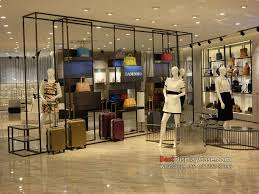 gw037 commercial luxury used clothing racks for sale garment store