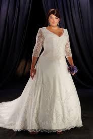 plus size wedding dress with sleeves biwmagazine com