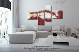 Salon Design Contemporain by Indogate Com Salon Moderne Gris