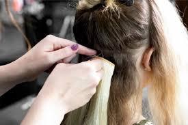 hair extensions salon the hair standard salon hair extensions las vegas