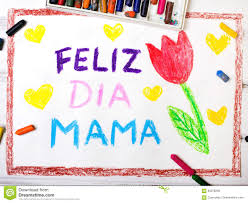 drawing happy mothers day card stock illustration image 83262916