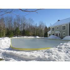 amazon com nicerink nrcs 25x45 replacement backyard ice rink