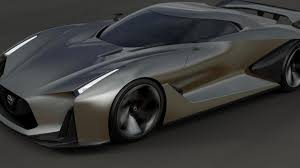 Gtr R36 Next Nissan Gt R Could Resemble The Concept 2020 Vision Gran Turismo