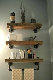 Rustic Bathroom Decorating Ideas Log Cabin Bathroom Decor Easywash Club