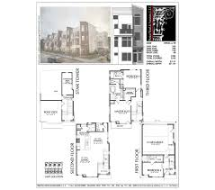 townhome plan d9044 a ஃ ᗩ r c h pinterest townhouse