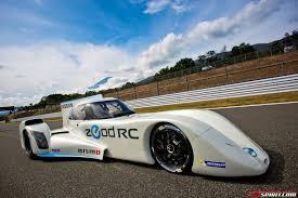 nissan leaf nismo rc nissan zeod rc le mans prototype goes to fuji speedway gtspirit