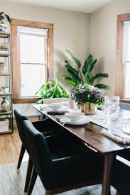 see a designer dining room makeover in a st paul rental star