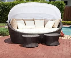 Daybed With Canopy Daybeds Amazing Awesome Wicker Daybed With Canopy Coral Coast