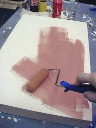 what of roller should i use to paint cabinets how to prepare a canvas for painting a step by step guide