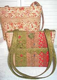 quilted bags patterns free purse quilt patterns