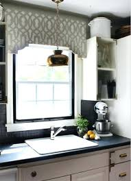 kitchen window treatment ideas pictures window treatments valence 7 window treatment ideas for contemporary