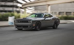 Dodge Challenger Grey - 2017 dodge challenger in depth model review car and driver