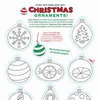 ornaments printables decore
