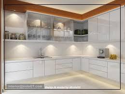 Desain Interior by Desain Interior Kitchen Set Minimalis Innovation Rbservis Com
