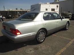 1997 lexus ls400 1997 lexus ls400 base sedan 4 door 4 0l no reserve
