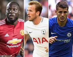 la liga table 2016 17 top scorer premier league top scorer odds kane lukaku lacazette who will