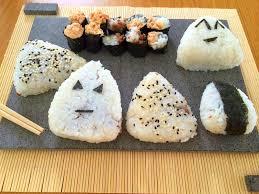 spécialité japonaise cuisine spécialités japonaises onigiris makis et gunkans culinarium