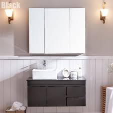 40 Inch Bathroom Vanity Cabinet 100cm White Contemporary Bathroom Vanities Mirror Cabinet Jolong