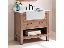 Bathroom Vanity With Farmhouse Sink Farmhouse Bathroom Sink Vanity Best Bathroom Decoration