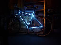 light cycling jacket safety night cycling is it worth using electroluminescent wire