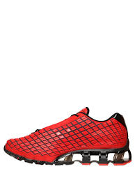 porsche design shoes porsche design bounce s3 sneakers in red for men lyst