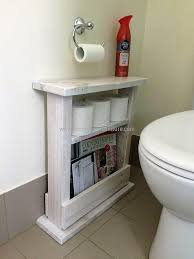 Bathroom Storage Rack by 40 Easy Ideas For Pallet Recycling Pallet Bathroom Bathroom