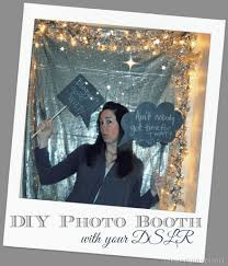 photo booth diy diy photo booth using dslr
