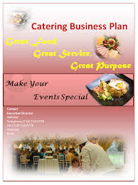 catering plan template microsoft word templates