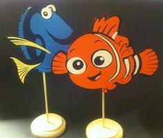 Finding Nemo Centerpieces by Finding Nemo Centerpiece Birthday Party Baby Shower