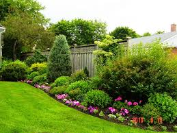 Ideas For Backyard Landscaping by Backyard Landscaping Design Cofisem Co