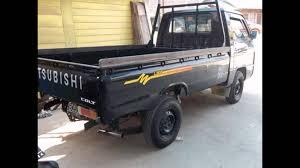 mitsubishi pickup 1980 dijual pick up l300 mitsubishi 2010 hitam samarinda hp