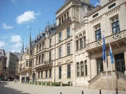 chambre des deputes palais grand ducal et chambre des deputes photo