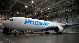 Pictures Of Planes by Amazon Unveils Cargo Plane First Of A Fleet Of 40 The Independent