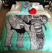 Elephant Bedding Twin Love It Oh Katelynn I Found Your Dorm Room Deco Eventually