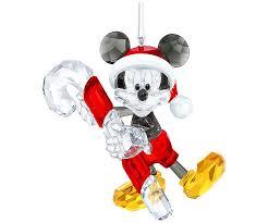 mickey mouse ornament shop at swarovski