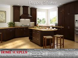 Kitchen Cabinet Surplus by Pepper Shaker Cabinets Home Surplus