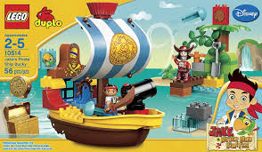 amazon lego duplo jakes pirate ship bucky 10514 discontinued