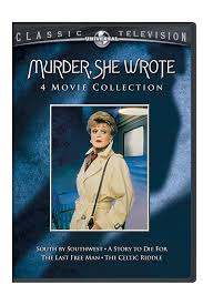 amazon com murder she wrote 4 movie collection angela lansbury