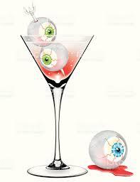 halloween bloody eyes cocktail stock vector art 165675831 istock