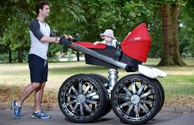kinderwagen design innovatives kinderwagen design buggy mit kindersitz
